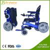 Free Duty Folding Steel Power Electric Wheelchair