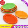 Multicolor Round Plastic Food Dish of Educational Toys