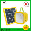 Rechargeable Mini Energy Saving Emergency Camping LED Light Solar Lighting Lantern with Radio