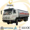 Shacman 6X4 300HP 25cbm Fuel Tank Truck with Weichai Engine