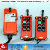380V F21-E1 6 Channels Industrial Radio Wireless Crane Remote Control