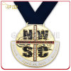 Custom Sport Event Soft Enamel Metal Medallion