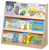 Stylish Book Display Stand, Pop Book Display Shelf