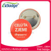 Tin Button Badge Plastic Button Badge for Gifts