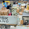 Cargo Consolidation Logistics Service in China Bonded Warehouse