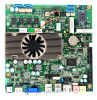 Fanless 1037u Industrial Motherboard with Hm77 Chipset