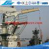 Electrical Hydraulic Marine Pedestal Telescopic Crane 15t