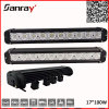 "Single Row 17""100W LED Light Bar for off Road Car"