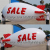 Inflatable Helium Balloon Model Airplane PVC Blimp for Sale