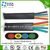 Salt Water Electrical Flat Submersible Pump Cable