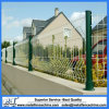 3D Welded Mesh Fencing/Galvanized Mesh Fence Panels/Iron Wire Mesh Fence