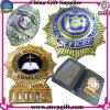 Metal Badge with Customer 3D Logo Police Badge Use (m-pb001)