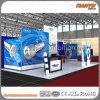 Eye-Catching Aluminum Fabric Trade Show Booth