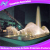 Villa Economic Waterfall Fountain with Sculpture
