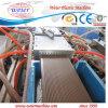 Wood Plastic Compound PE WPC Decking Profile Extruder Machine (SJSZ-65/132, SJSZ-51/105)