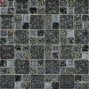 Mix Color Stone Glass Ceramic Mosaic Wall Tile (HC001)