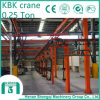 High Quality 0.25 Ton Kbk Crane
