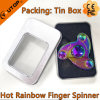 Best Selling Mini Rainbow Fidget Spinner for Relaxing Ourselves