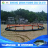 HDPE Floating Fish Farming Cage in Ghana