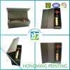 Custom Magnetic Cardboard Gift Wine Box