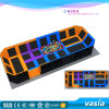 2016 Top Trampoline Park Indoor Playground Equipment for Cihldren