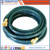 China Supplier PVC Garden Water Hose / High Pressure Bulk Flat Braided Pipe