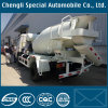 4X2 Small Cement Concrete Mixing Type Hydrauic Mixer Truck