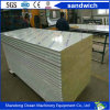 Clean Room Sandwich Wall Panel of EPS/Rock Wool/Glass Wool/Polyurethane (PU) Used on Pharmaceutical Foodstuff Refrigeration House