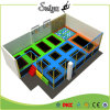 Xiaofeixia ASTM Standard Low Prices Trampoline Park for Children Games