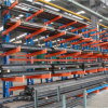 Single Arm Heavy Duty Cantilever for Long Item Storage