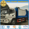 Shacman 10t Rubbish Compress & Transport 10 Tons Compressed Garbage Truck