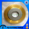HSS Df75mm Disk Type Gear Shaper Cutter