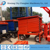 Widely Used Car Scissor Lift Table with Oversea Service