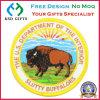 U. S. a Slutty Buffaloes 100% Machine Embroidered Plaque