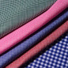 Student School Uniform Checked Fabric