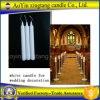 White Candle Wax Candle Export to Africa