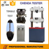 1000kn Most Cheapest Model Digital Display Hydraulic Universal Tensile Testing Machine with Manual Control