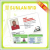 Blank PVC Campus Student ID Card with Free Smaple