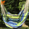 China Fabric Hanging Swing with Pillow