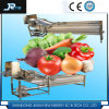 Potato Bubble High Pressure Washing Machine with Roller Brush