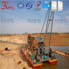 Diesel Power Jet Suction Sand Dredger