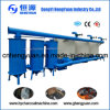 Indonesia Coconut Shell Charcoal Leaf Carbonization Furnace with Ce