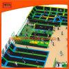 Mich Large Outdoor Amusement Trampoline Park for Sale