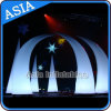 Event Inflatable Tubes Decoration, Inflatable Tusk Lighting Cone