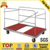 Strong Removable Steel Round Table Cart