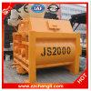 CE Certified Js2000 Concrete Mixer for Sale