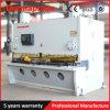 QC11y-8X6000 Hydraulic Shearing Machine Price for Aluminium Plate Cutting