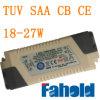 High Pfc 85-277V 20~27W External LED Transformer