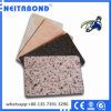 Marble/Stone/Granite Texture Aluminum Composite Panel ACP with PE Coating