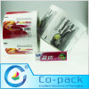 Aluminium Foil Add Paper Material Film for Chewing Gum Packaging